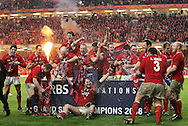 RBS Six Nations Championship 2008, Wales v France .pic by Andrew Orchard