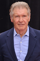 Harrison Ford at the Sir Ridley Scott Hand And Footprint Ceremony held in front of the TCL Chinese Theatre in Hollywood, CA on Wednesday, May 17, 2017. (Photo By Sthanlee B. Mirador) *** Please Use Credit from Credit Field ***