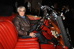 BERNIE ECCLESTONE at a preview of a forthcoming sale of cars from the Bernie Ecclestone Car Collection held at Battersea Evolution, Battersea Park, London SW11 on 30th October 2007.<br /><br />NON EXCLUSIVE - WORLD RIGHTS