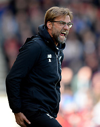 Liverpool Manager Jurgen Klopp reacts. - Mandatory by-line: Alex James/JMP - 17/04/2016 - FOOTBALL - Vitality Stadium - Bournemouth, England - AFC Bournemouth v Liverpool - Barclays Premier League