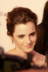 Actress Emma Watson attends 'The Circle' screening during the 2017 TriBeCa Film Festival at at BMCC Tribeca PAC on April 26, 2017 in New York City. (Photo by Debby Wong/imageSPACE) *** Please Use Credit from Credit Field ***