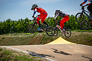 2021 UCI BMXSX World Cup<br /> Round 2 at Verona (Italy)<br /> Qualification<br /> ^we#110 SMULDERS, Laura (NED, WE) TVE Sport<br /> ^we#6 STANCIL, Felicia (USA, WE) Ssquared, AnswerBMX, TLD
