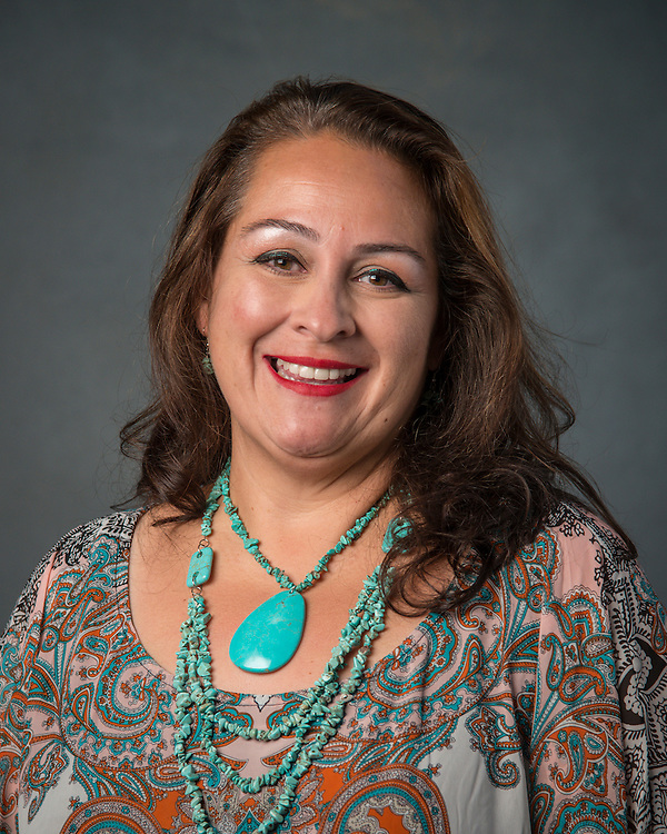 Siomara Saenz Phillips poses for a photograph, September 2, 2015.