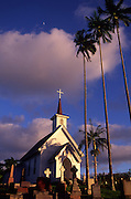 Church, Kohala Coast, Island of Hawaii<br />
