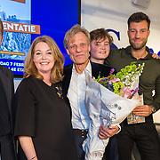 NLD/Amsterdam/20190207 - Boekpresentatie Maarten van Nispen, Maarten en .............