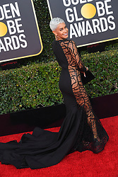 January 6, 2019 - Los Angeles, California, U.S. - Jan 6, 2019 - Beverly Hills, California, U.S. - XXX during red carpet arrivals for the 76th Annual Golden Globe Awards at The Beverly Hilton Hotel..(Credit: © Kevin Sullivan via ZUMA Wire) (Credit Image: © Kevin Sullivan via ZUMA Wire)