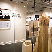 An exhibit devoted to the first family at the LBJ Library. The LBJ Library and Museum (LBJ Presidnetial Library) is one of the 13 presidential libraries administered by the National Archives and Records Administration. It houses historical documents from Lyndon Johnson's presidency and political life as well as a museum.