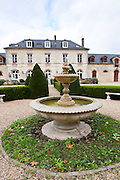 Chateau de Barive Hotel at Sainte Preuve in Picardie, France