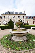 Chateau de Barive Hotel at Sainte Preuve in Picardie, France