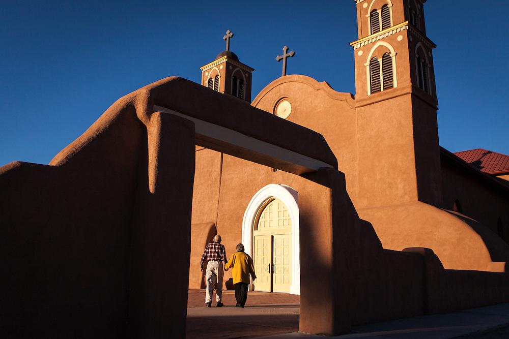 San Miguel Mission   Socorro, 2014