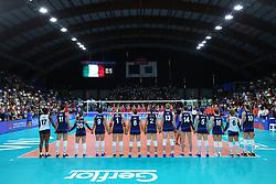 INNO<br /> ITALIA - RUSSIA<br /> PALLAVOLO VNL VOLLEY PERUGIA <br /> PERUGIA 13-06-2019<br /> FOTO GALBIATI - RUBIN