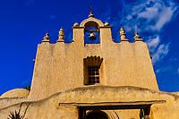 Our Lady of Mount Carmel Church, East Valley Road, Montecito (Santa Barbara), California USA.