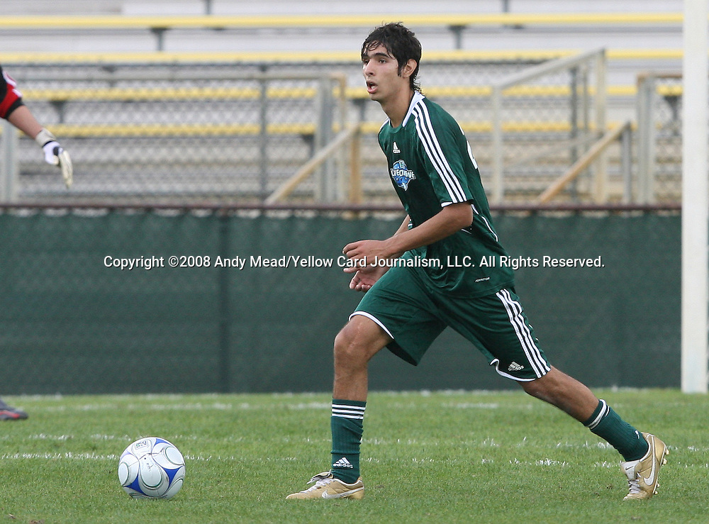 13 January 2008: Lucas Fernandez. The 2008 MLS Player Combine for players eligible to be drafted into the league was held as a series of doubleheaders at Lockhart Stadium in Fort Lauderdale, Florida.
