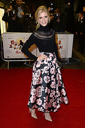 Emilia Fox arriving at the UK Premiere of Mum's List, Curzon Cinema, London.<br /> Photo credit should read: Doug Peters/EMPICS Entertainment
