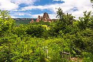 Rock formation near to Belogradchik town