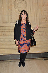 ARLENE PHILLIPS  at the opening night of Cirque du Soleil's award-winning production of Quidam at the Royal Albert Hall, London on 7th January 2014.
