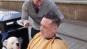 Barber Gives Homeless Free Haircuts