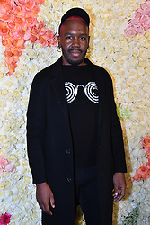 Kiddy Smile attends the Schiaparelli Haute Couture Spring Summer 2019 show as part of Paris Fashion Week on January 21, 2019 in Paris, France. Photo by Laurent Zabulon/ABACAPRESS.COM