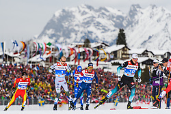 February 21, 2019 - Seefeld In Tirol, AUSTRIA - 190221 Viktor Thorn of Sweden competes in men's cross-country skiing sprint quarter final during the FIS Nordic World Ski Championships on February 21, 2019 in Seefeld in Tirol..Photo: Joel Marklund / BILDBYRN / kod JM / 87880 (Credit Image: © Joel Marklund/Bildbyran via ZUMA Press)