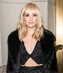 Celebrities arrive to the Christian Siriano fashion show during New York Fashion Week at Grand Lodge in New York. 10 Feb 2018 Pictured: Nastia Liukin. Photo credit: MEGA TheMegaAgency.com +1 888 505 6342