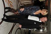SAMANTHA HILLS; MICHAEL HILLS; , The Cartier Racing Awards. The Ballroom, Dorchester hotel. Park Lane. London. 15 November 2011. <br /> <br />  , -DO NOT ARCHIVE-© Copyright Photograph by Dafydd Jones. 248 Clapham Rd. London SW9 0PZ. Tel 0207 820 0771. www.dafjones.com.