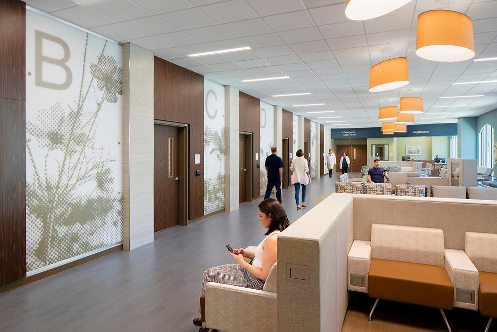 Image of the Sutter Roseville ER/ICU