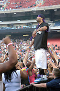 Method Man at The 2008 Hot 97 Summer Jam held at Giants Stadium in Rutherford, NJ on June 1, 2008...Summer Jam is the annual hip-hop fest held at Giants Stadium and sponsored by New York based radio station Hot 97FM.