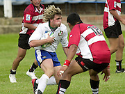 Oxford, England.<br /> <br /> IRB U21 Rugby World Cup - Iffley Road - Oxford Mirco BERGAMASCO. 21.06.2003. Italy vs Japan, [Mandatory Credit: Peter SPURRIER/Intersport Images] <br /> Mirco Bergamasco