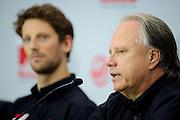 September 29, 2015: Gene Haas, Haas Formula 1 team.