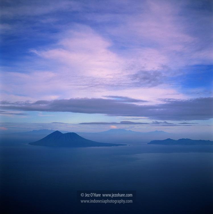 Sebesi & Sebuku Islands, Sunda straits, Lampung, Sumatra, Indonesia.