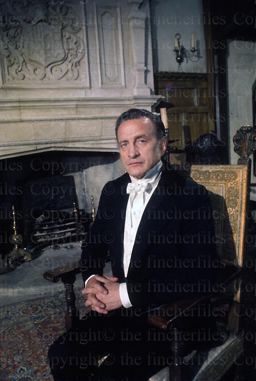 American actor George.C.Scott.