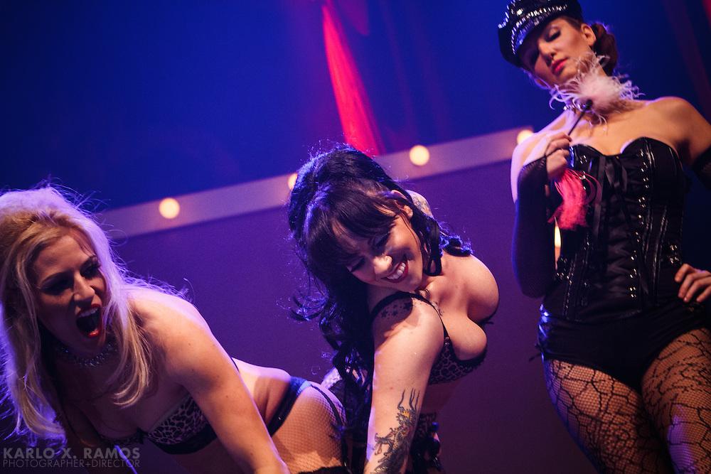 5th Annual Burlesque Festival 11 feb House of Blues Dallas TX