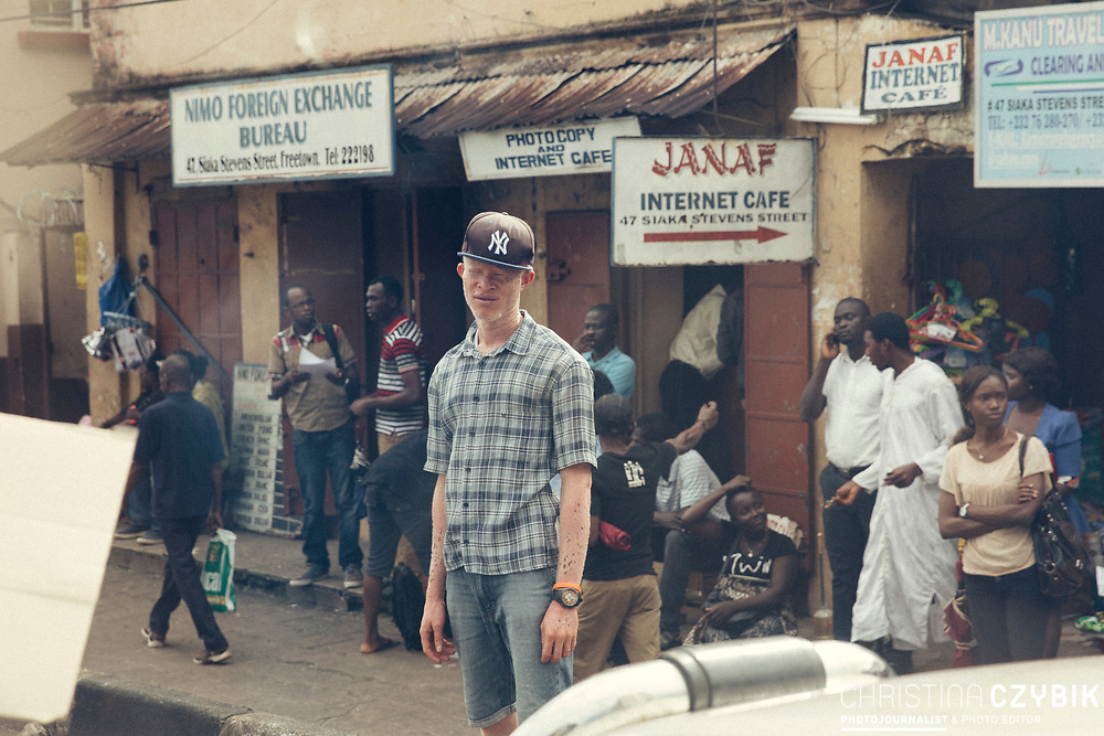 Sierra Leone Streetphotography