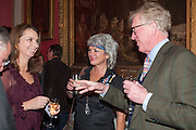 NANCY SLADEK; SARA WHEELER; DAVID ASTOR, The Literary Review Bad Sex fiction award 2012. The In and Out Club, 4 St. james's Sq. London. 4 December 2012