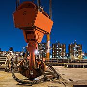 Container Crane Loading Procedure