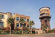 Sunset Beach Iconic Water Tower House