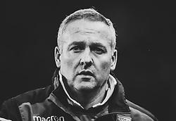 Stoke City manager Paul Lambert - Mandatory by-line: Robbie Stephenson/JMP - 12/03/2018 - FOOTBALL - Bet365 Stadium - Stoke-on-Trent, England - Stoke City v Manchester City - Premier League