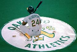 Rickey Henderson, 1990 World Series