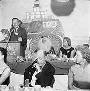 Y-620916-24-03. Oregon Restaurant Association first annual convention, Hotel Gearhart, Surfside Motel. September 16/17/18, 1962