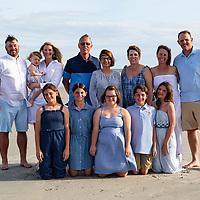 Fam Jam South Carolina 2021. Gates, Anderson family, Garden City Beach, SC 2021