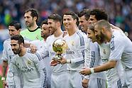 Real Madrid v Granada CF 250114