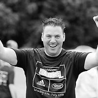 12 July 2008; Ennis Chef Dave McCarthy, after the Lifestyle Sports - Adidas Irish Runner Challenge. Phoenix Park, Dublin. <br /> Ray McManus / SPORTSFILE