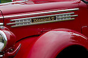 Diamond T Pickup Truck,Keeneland Concours D'Elegance,Lexington,Ky.
