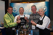 A stimulating Business Diary Date: 29th September to 1st October, Burlington Hotel Dublin – Irish Pubs Global Gathering Event.<br /><br />Pictured at the event- Paul Mangiamele, Bennigans , Gary Gartland, Coomara Irish Poitin, Bronagh Conlon, Coomara Irish Poitin and Shay Clarke, Chicago Mc Nally's Irish Pub<br /> <br />•                     21 Countries represented<br />•                     Over 600 Irish Pub Enterprises from around the world<br />•                     The growth of Craft Beers<br />•                     Industry Experts<br />•                     Bord Bia – an export opportunity<br />•                     Transforming a Wet Pub into a Gastro Pub<br />We love our Irish pubs but we of course have seen an indigineous decline resulting in closures nationwide in recent years.<br />Not such a picture worldwide where the Irish pub is a growing business success story.<br />Hence a global event and webcast in Dublin next week, called Irish Pubs Global Gathering Event  in the Burlington Hotel, Dublin, on September 29 to October 1st,backed by LVA and VFI.<br />Spurred on by The Irish Diaspora Global Forum in Dublin Castle 2 years ago, Irish entrepreneur Enda O Coineen has spearheaded www.irishpubsglobal.com into a global network with 20 chapters around the world and a database of over 4,000 REAL Irish pubs.<br />It promises to be a stimulating conference, with speakers bringing a worldwide perspective to the event. The Irish Pubs Global Gathering Event is a unique networking, learning and social gathering. A dynamic three-day programme bringing together Irish Pub owners & managers from all over the world and will focus on 'The Next Generation' of Irish pubs.<br /> <br />Key Note Speakers available for Interview<br />1.       Paul Mangiamele, CEO Bennigans<br />2.      Dr. Pearse Lyons, CEO ALLTECH<br />3.      Enda O Coineen, President of Irish Pubs Global<br />4.      Kingsley Aikins, CEO of Diaspora Matters<br /> Paul Mangiamele, CEO Bennigans<br />Paul M