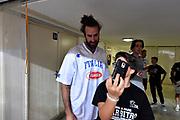DESCRIZIONE : Trento Nazionale Italia Uomini Trentino Basket Cup Italia Austria Italy Austria <br /> GIOCATORE : Luigi Datome<br /> CATEGORIA : Before Tifosi<br /> SQUADRA : Italia Italy<br /> EVENTO : Trentino Basket Cup<br /> GARA : Italia Austria Italy Austria<br /> DATA : 31/07/2015<br /> SPORT : Pallacanestro<br /> AUTORE : Agenzia Ciamillo-Castoria/GiulioCiamillo<br /> Galleria : FIP Nazionali 2015<br /> Fotonotizia : Trento Nazionale Italia Uomini Trentino Basket Cup Italia Austria Italy Austria