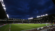 General view under floodlights during the English League One match at Bramall Lane Stadium, Sheffield. Picture date: December 26th, 2016. Pic Simon Bellis/Sportimage