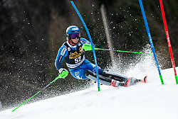 HAUGAN Timon of Norway during the Audi FIS Alpine Ski World Cup Men's Slalom 58th Vitranc Cup 2019 on March 10, 2019 in Podkoren, Kranjska Gora, Slovenia. Photo by Matic Ritonja / Sportida