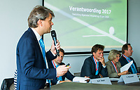 BREDA -  ALV KNHB.  . bondsbestuur. KNHB directeur Erik Gerritsen.    COPYRIGHT  KOEN SUYK