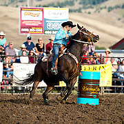 Kellie Stackhouse at the Darby Broncs N Bulls event Sept 7th 2019.  Photo by Josh Homer/Burning Ember Photography.  Photo credit must be given on all uses.