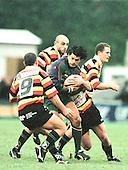 19991223, London Irish vs Roma, Twickenham, GREAT BRITAIN